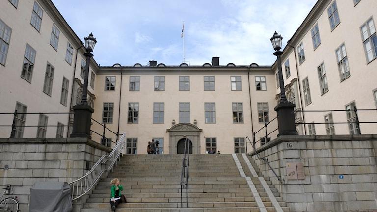 Svea hovrätt i Stockholm Fredrik Sandberg / SCANPIX