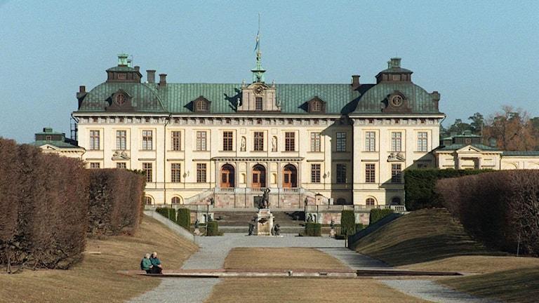 Drottningholms slott. Arkivfoto: Jan Collsiöö /Scanpix.