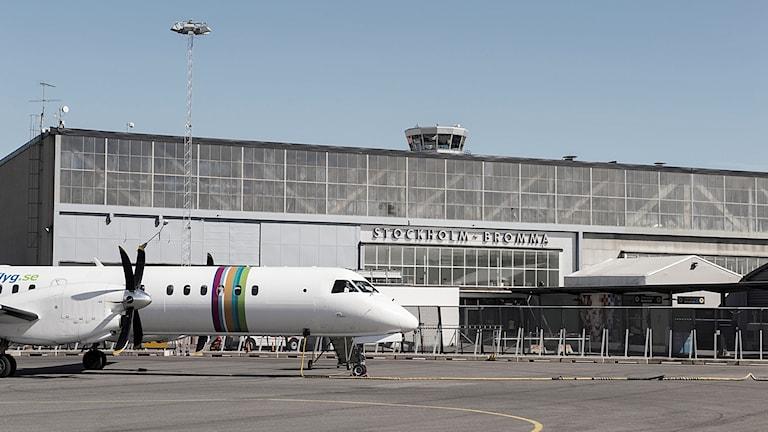 Investeringen på Bromma Stockholm Airport är den största satsningen flygplatsen gjort i modern tid.