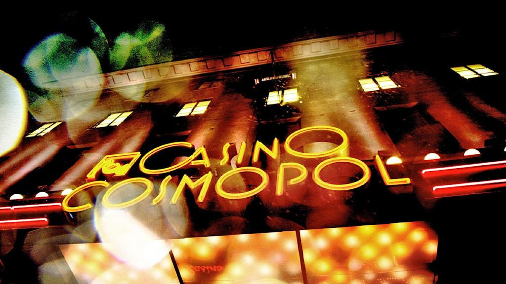Casino Cosmopol i Stockholm.