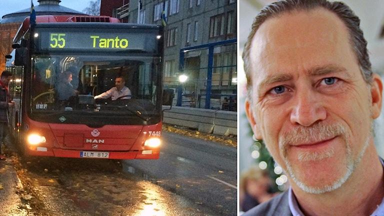 Trafikborgarrådet Daniel Helldén (MP) om att miljö och trafik inte är de viktigaste valfrågorna för stockholmarna.