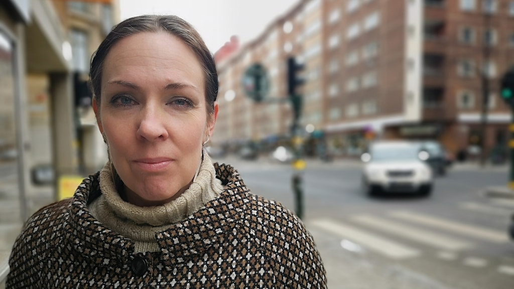 Jenny Westerstrand, ordförande för Roks