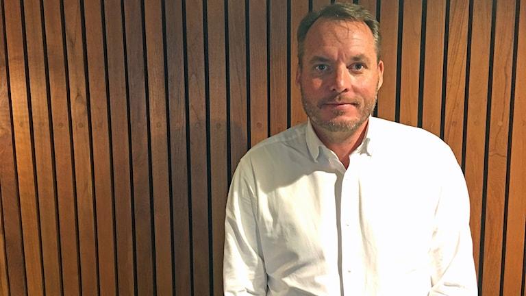 Peter Munck af Rosenschöld, vd på Sveriges Företagshälsor