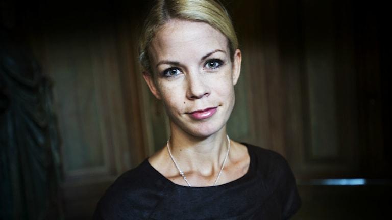 Stockholms socialborgarråd Anna König Jerlmyr. Foto: Yvonne Åsell/Scanpix
