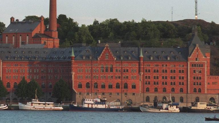 Münchenbryggeriet vid Södermälarstrand. Foto: Ola Torkelsson/TT