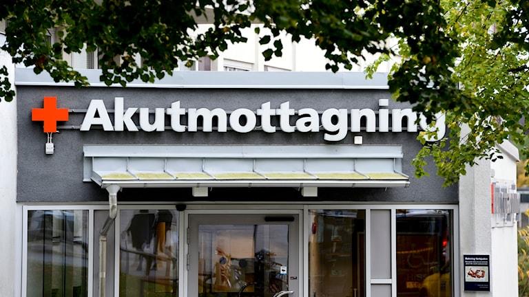 Akutmottagning Södertälje sjukhus