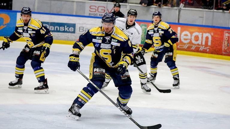 Södertälje vann över AIK med 5-3 (arkivbild)