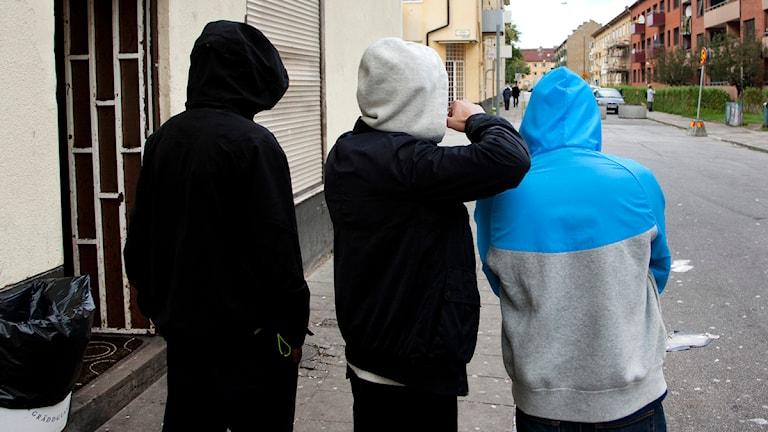 Anonyma ungdomar