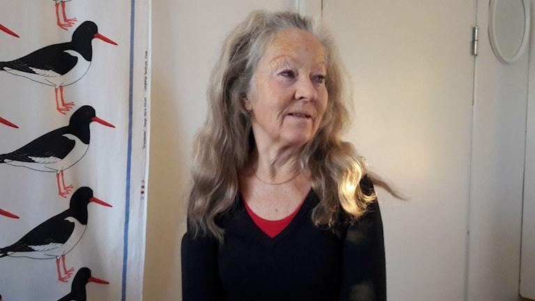 Kajsa Hagberg, familjerådgivare på Stockholms stads familjerådgivning.