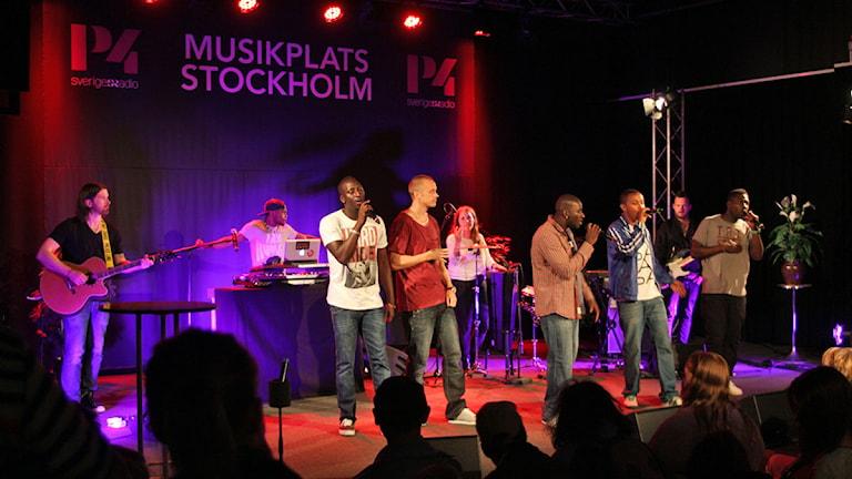 Panetoz på Musikplats Stockholm 2013.