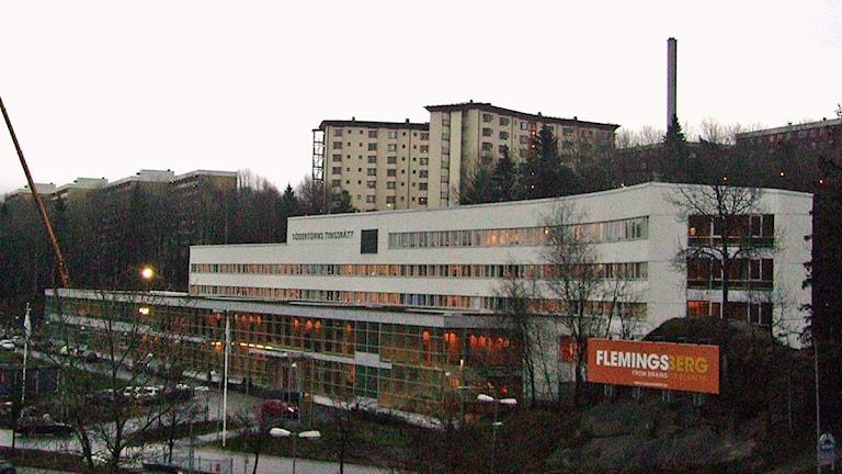 Södertörns tingsrätt i Flemingsberg, Huddinge