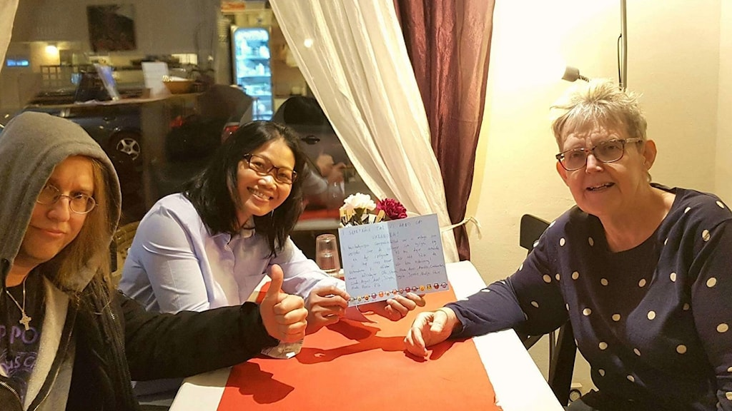 Chow Preabying driver restaurangen Chow Thai.