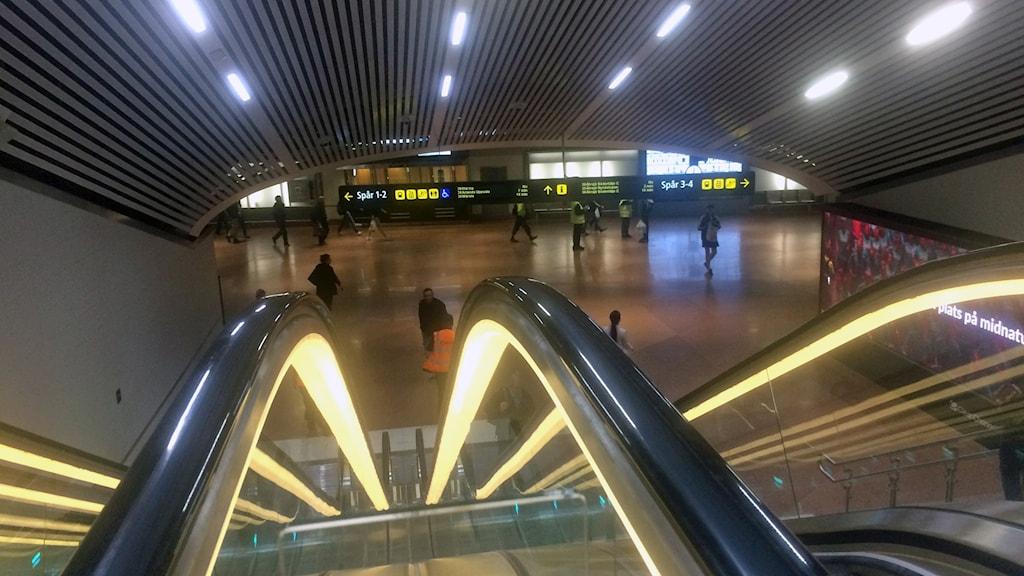 Citybanan Stockholms City