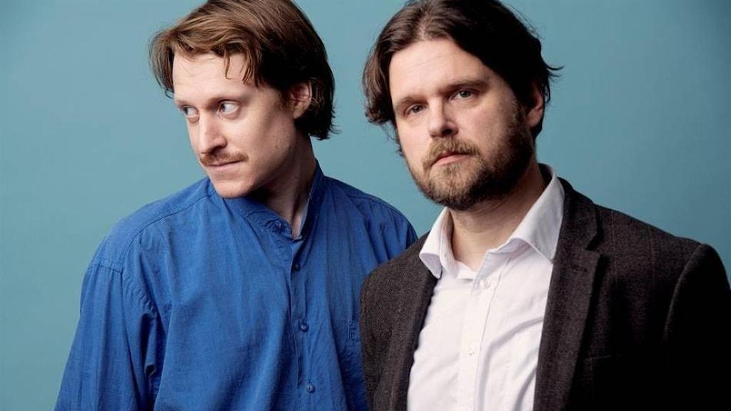 Erik Svetoft och Nils Andersson