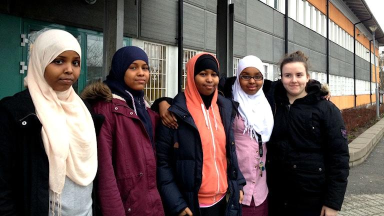 Rinkeby elever som startade kampanj för att stoppa utvisning