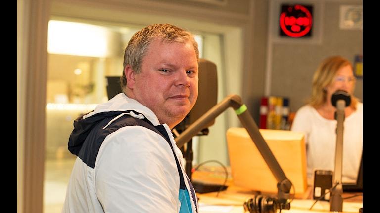 Gösta Rik. Foto: Åsa Stöckel/Sveriges Radio