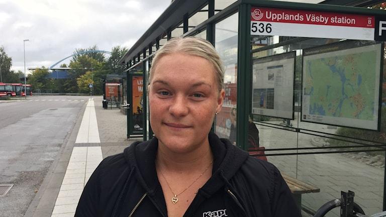Louise Jönsson, Upplands Väsby.