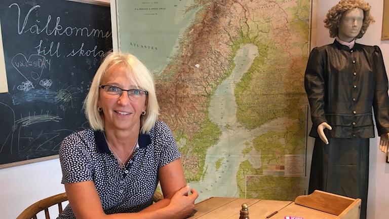 Monica Sonde utbildningsdirektör, Södertälje