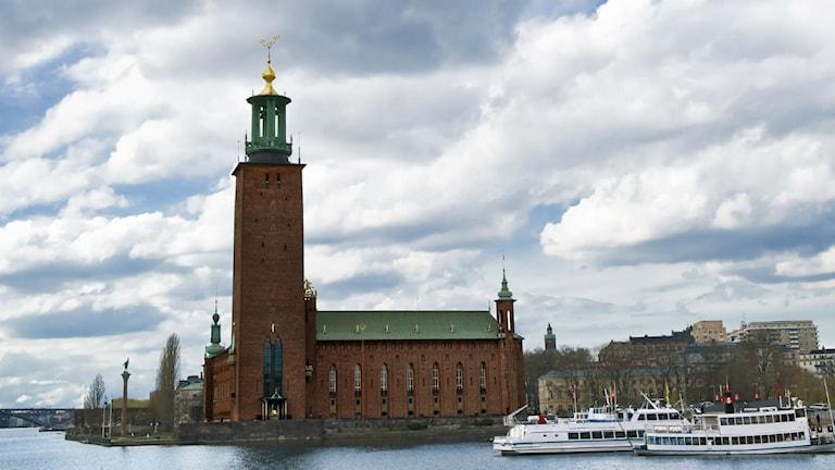 Stockholms stadshus (arkivbild). Foto: Claudio Bresciani/TT
