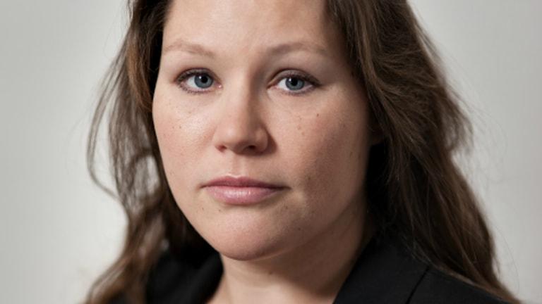 Maria Danielsson lämnar Sverigedemokraterna. Foto: Sverigedemokraterna