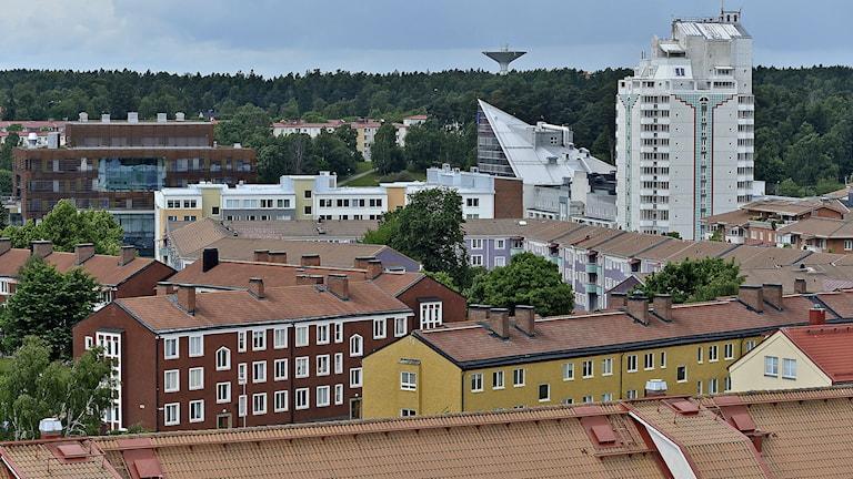 Upplands Väsby. Arkivfoto: Anders Wiklund/TT.
