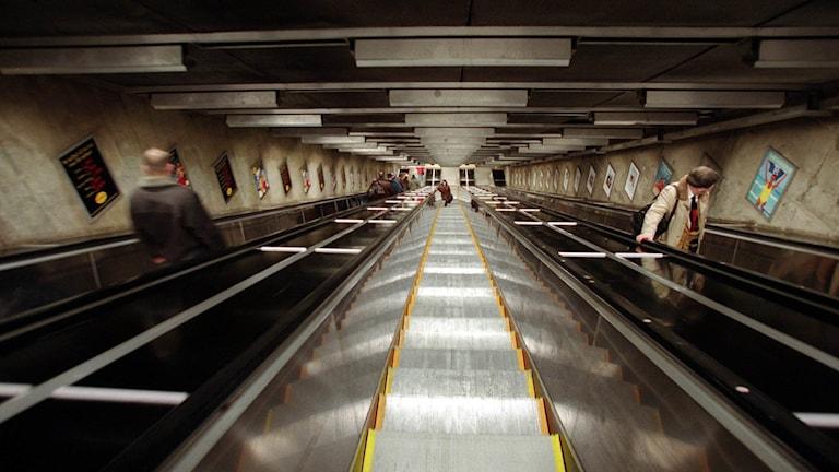 T-Centralen, Stockholm. Foto: Jonas Ekströmer /TT.