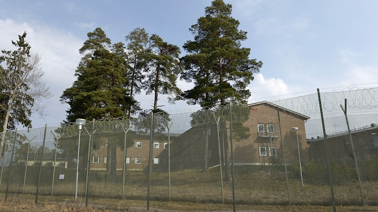 Storbodaanstalten i Sigtuna. Foto: Janerik Henriksson/TT.