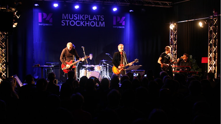 Freda'  Foto: Lars-Åke Gustavsson/Sveriges Radio