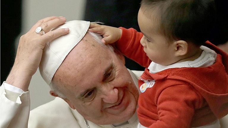 Foto: AP Photo/Gregorio Borgia/TT.