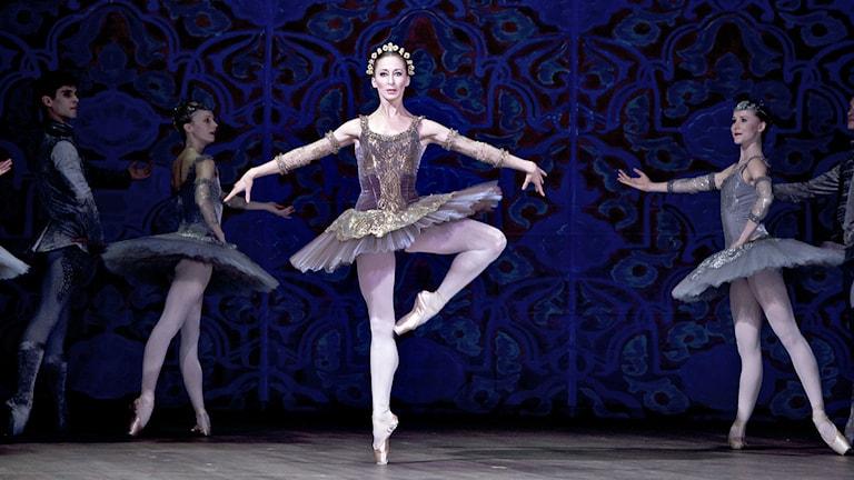 Nadja Sellrup och Kungliga Baletten