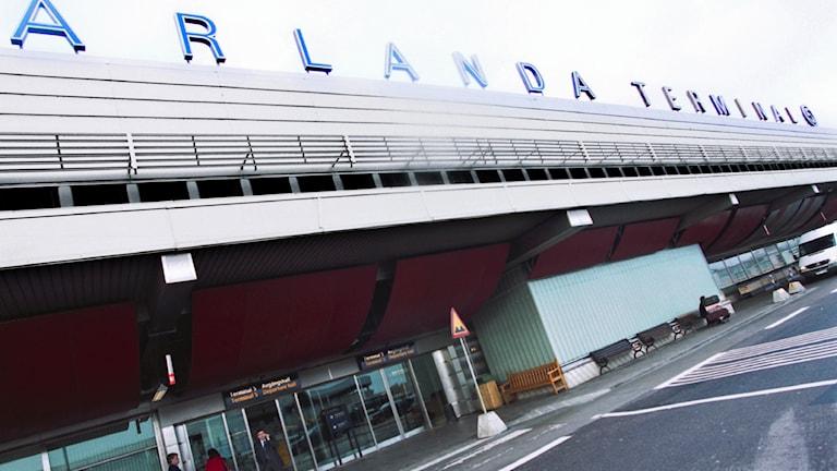 Terminal 5 på Arlanda. Foto: Fredrik Persson /TT.