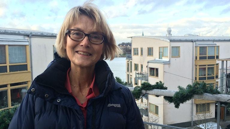 Kristina Assargård som är glutenintolerant hoppas att fler allergiker kommer känna sig trygga när de går ut och äter.