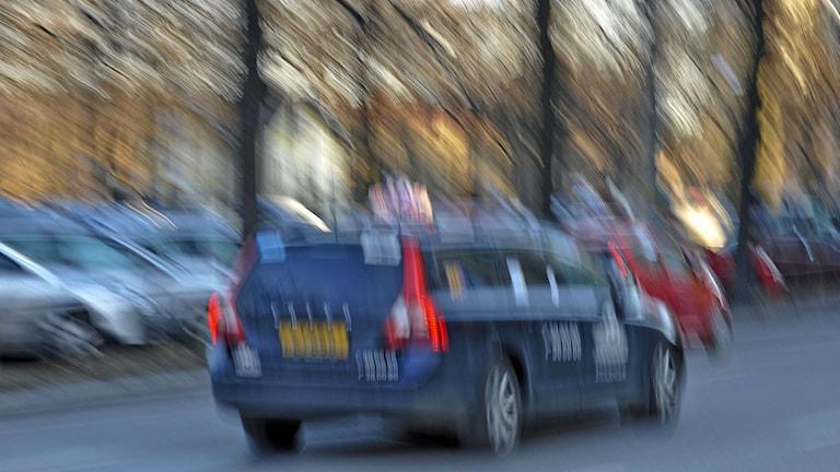 """17 kunder till sk  """"Taxi Tony-ligan"""" döms för att ha köpt knark. Foto: Bertil Ericson/TT."""