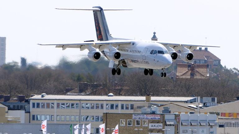 Flygbuller är farligare än man trott. Foto Johan Nilsson /TT