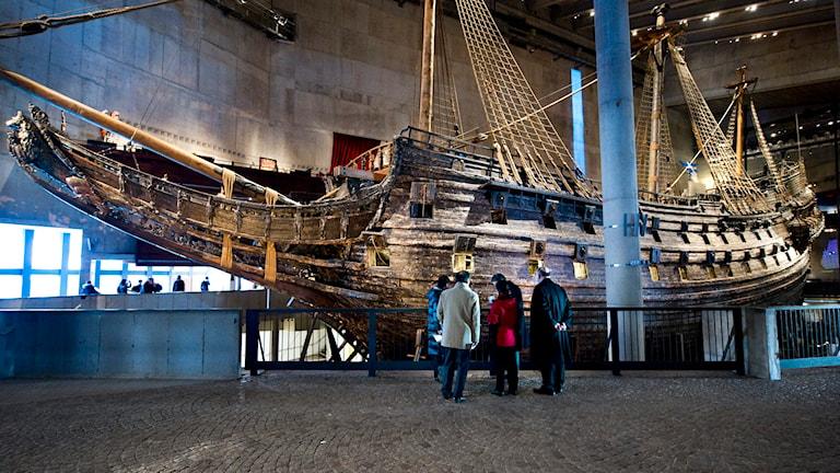 Vasamuseet är ett populärt museum. Foto: Claudio Bresciani/Scanpix