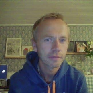 Jan Olov Andersson Foto:Privat