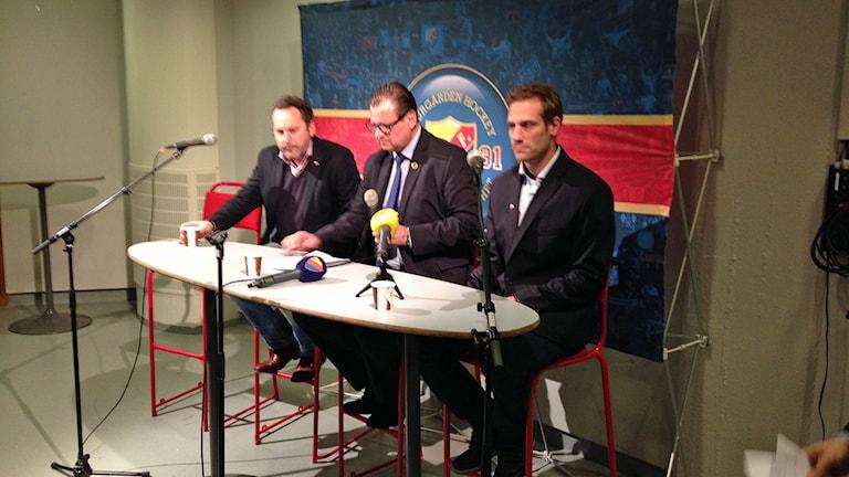 Presskonferens Djurgården
