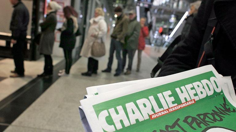 Foto: AP Photo/Christophe Ena/TT.