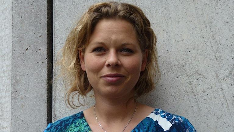 Karin Svensson är en av talarna på lördagens manifestation. Foto: Frida Ekman