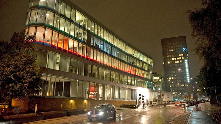 Bonnier konsthall i Stockholm. Foto: Leif R Jansson /TT.