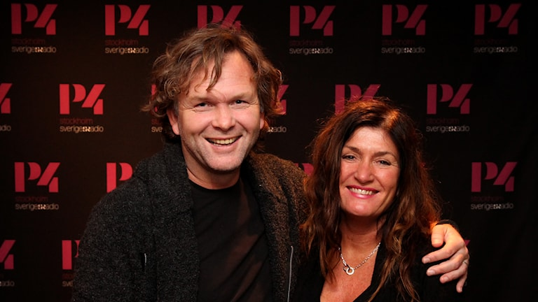 Ruben Eliassen och Mari Jungstedt
