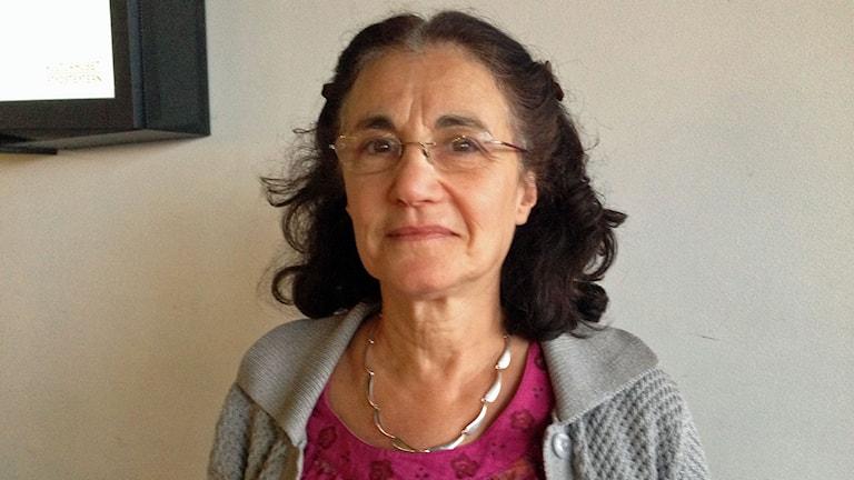 Nina Bergman, skolläkare