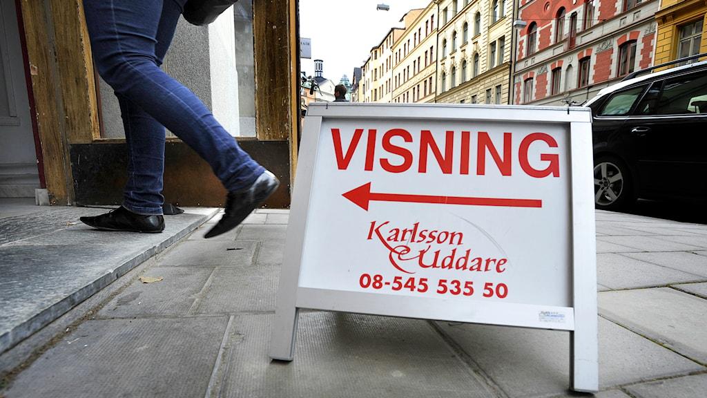 Uthyrning kan betala för lägenhetsköp, enligt mäklare. Foto: Tomas Oneborg/ SVD / TT