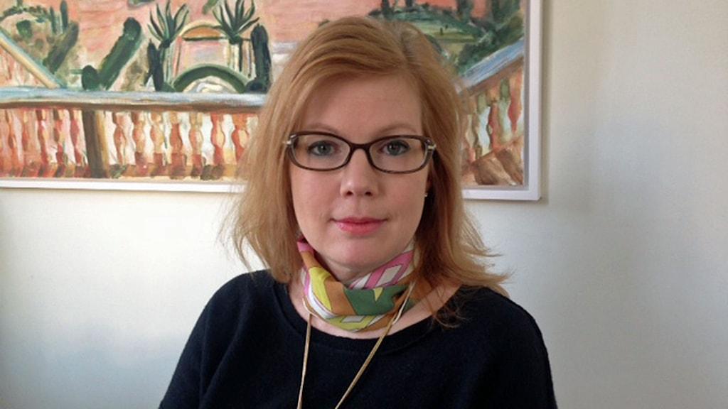 Anna Starbrink, sjukvårdslandstingsråd, l