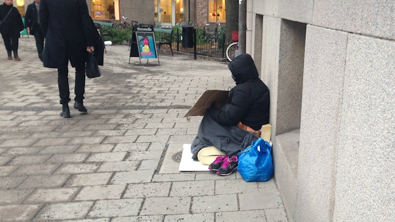 Tiggare Stockholm. Foto: Johanna Sjöqvist/Sveriges radio
