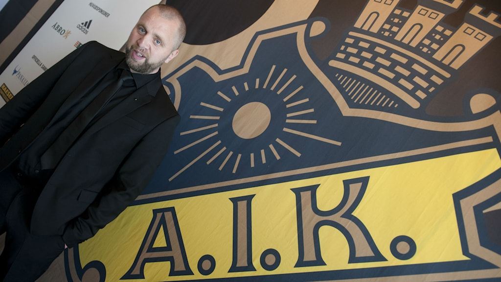 Björn Wesström, AIK fotboll. Foto: Fredrik Sandberg/Scanpix