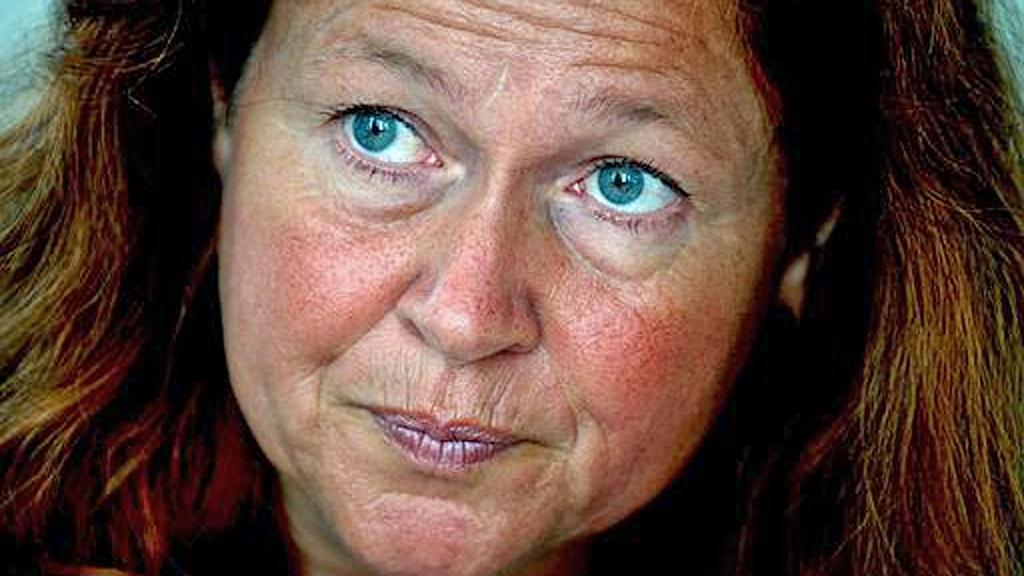 Ewa Larsson, mp socialborgarråd i Stockholm.