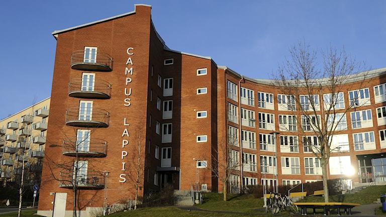 Det behövs fler studentbostäder.Foto: Anders Wiklund / TT