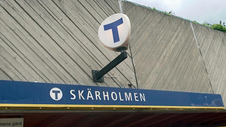Skärholmen. Foto: Maja Suslin/TT.