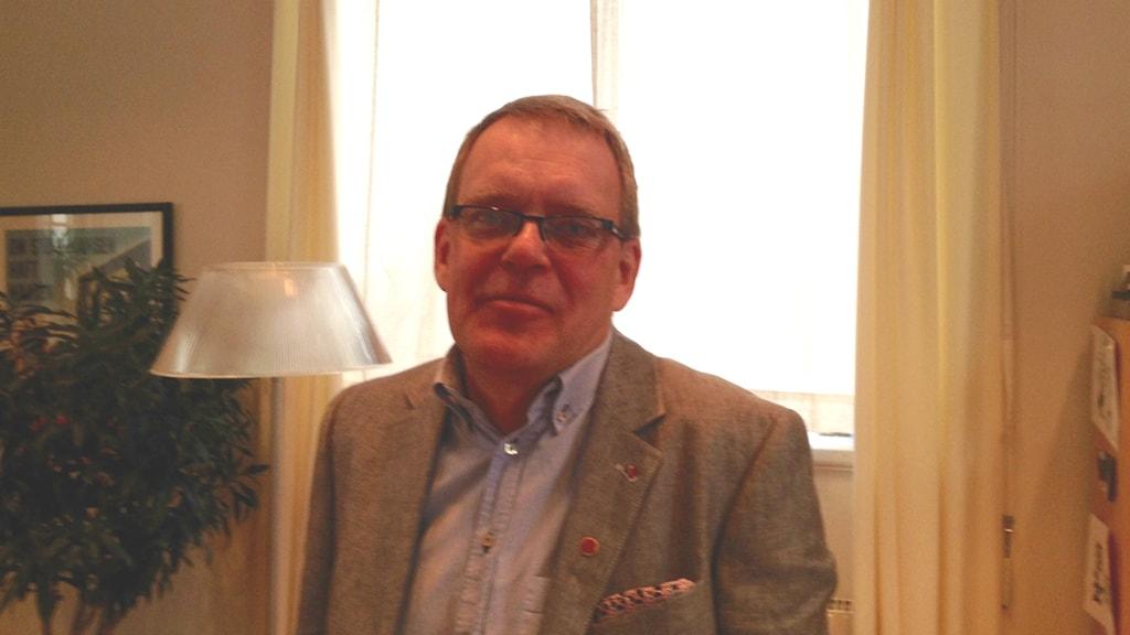Dag Larsson, socialdemokrat, landstingsråd